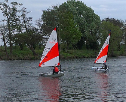 More information on Desborough Sailing Club RS Tera Open