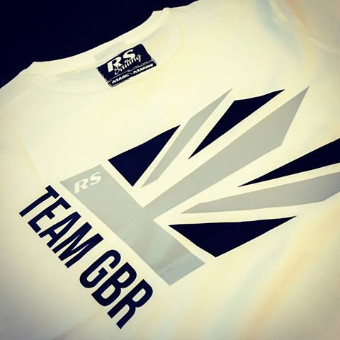 More information on RS Tera Wolrd Championships TEAM GBR T Shirts