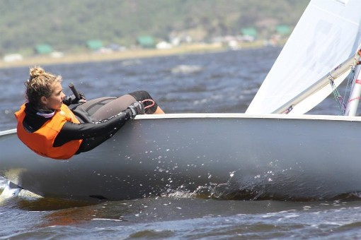 More information on RS Tera Sailor Megan to represent South Africa at the Youth Olympic Games selector in Italy
