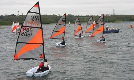 More information on RS Tera Open Meeting Oxford Sailing Club 11th May 2013