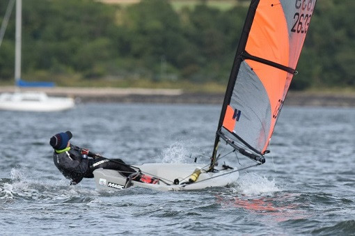More information on Bumper turnout of 34 Entries for RS Tera Scottish Championships at Dalgety Bay 5/6 th Sept