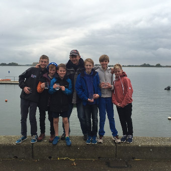 More information on Impressive Performance by Tera Teams at RYA Eric Twiname Youth & Junior Team Racing Event  October 17th - 18th