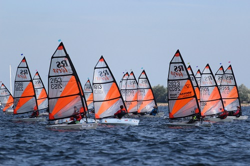 More information on RS Tera Europeans Championships 2014